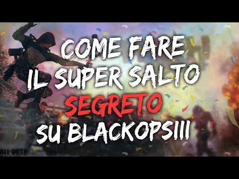 COME FARE IL SUPER SALTO SEGRETO SU BLACKOPS3
