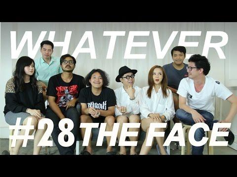 WHATEVER! EP.28! หลักฐานบนใบหน้าก็คือสายตาเธอที่เฉยเมย