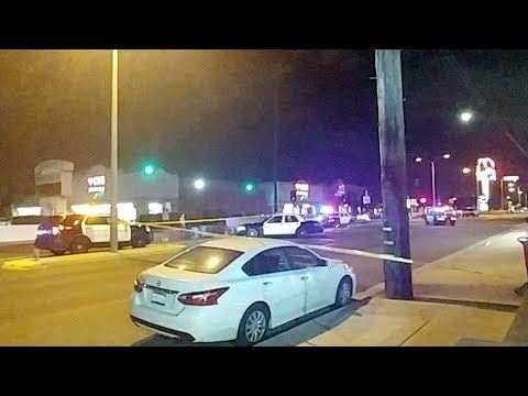 Code 6 Shots Fired - Norwalk
