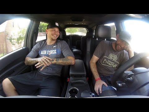 Michael J. - Kane  Brown reveals he's got a Drag Strip in Chattanooga for his Hell Cat!