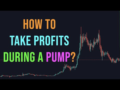 Ultimate Altcoin Profit Taking Strategy - Minimize Risk & Maximize Gains