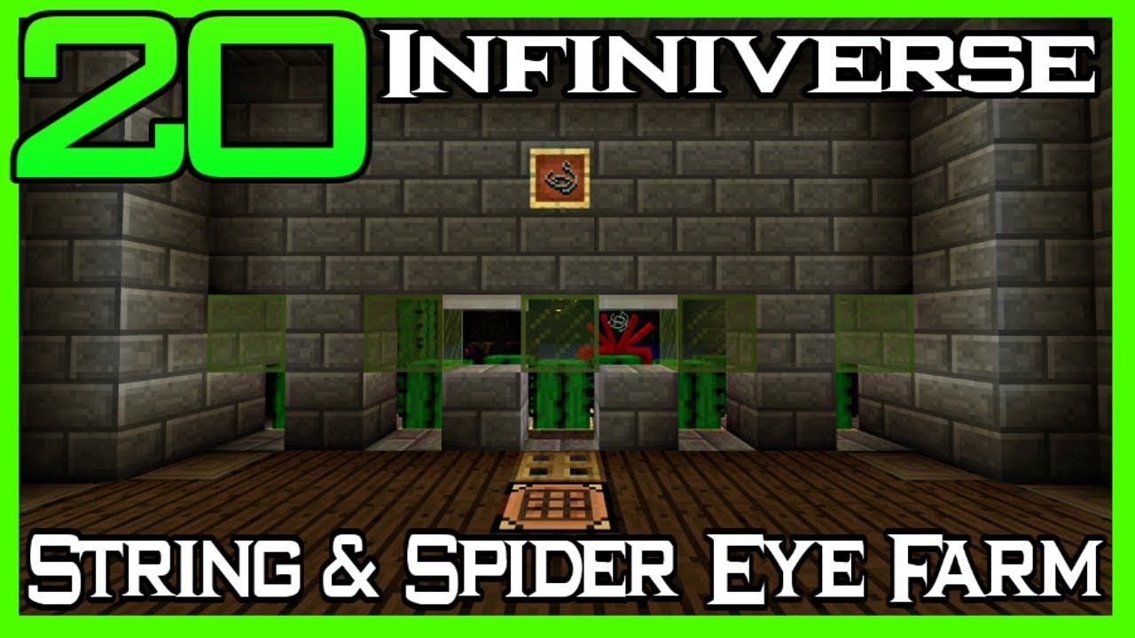 How to make a pickled spiders eye in Maynkraft