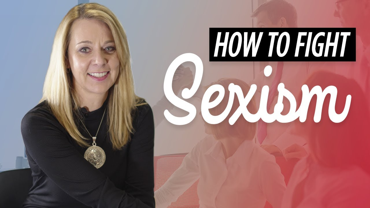 Discussing Gender Equality Information To Fight Sexism In Society