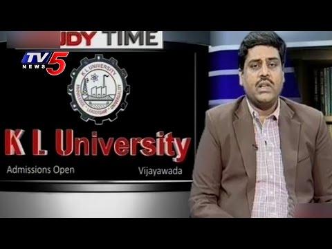 Future For M.Tech Students | KLU Mechanical Engineering | Prof Srinadh | Study Time | TV5 News