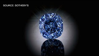 Shirley Temple Blue Diamond May Fetch $35M at Auction
