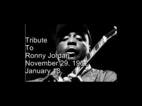 Tribute to Ronny Jordan (Happy Hour Gen-ius Mix)