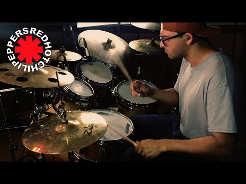 Red Hot Chili Peppers - Dark Necessities - Drum Cover