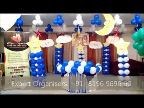 Expert Birthday Planners in Chandigarh Balloons and Theme Party