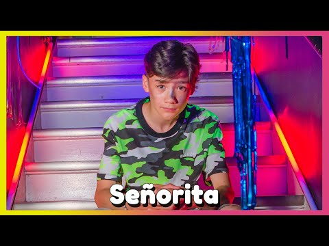 Señorita - Shawn Mendes, Camila Cabello [Official Music Video] | Mini Pop Kids