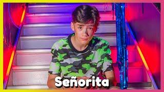 Señorita - Shawn Mendes, Camila Cabello [Official Music Video]   Mini Pop Kids