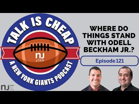 Where Do Things Stand With Odell Beckham Jr.?