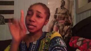 So this video is ratchet asf but I just wanted to sing tonight y'al...