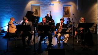 The Microscopic Septet-Hang It On A Line, Live in NY-October 22, 2014.