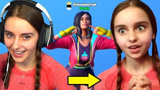 Being a KID in Fortnite! (Funny Voice Changer)