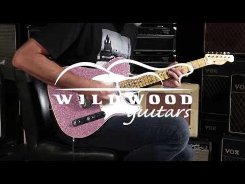 Fender Custom Shop 2016 Collection Postmodern Telecaster Journeyman Relic  •  SN: XN1029