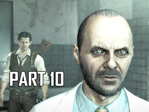 The Evil Within Walkthrough Part 10 -  Doctor (PC Ultra Let's Play Commentary)
