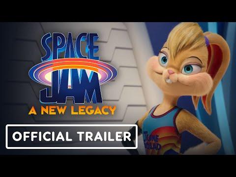 Space Jam: A New Legacy –  Trailer (2021) LeBron James, Don Cheadle