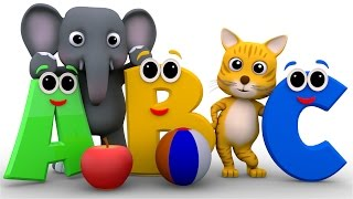 Phonics song | abc song | 3d nursery rhymes | baby videos | abc songs for children | phonics