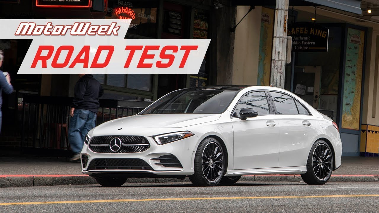 The 2019 Mercedes-Benz A 220 Does Entry-Level Luxury Right | Road Test