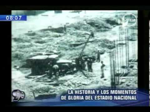 La historia y los momentos de gloria del Estadio Nacional 23 de julio 2011 frecuencia  latina