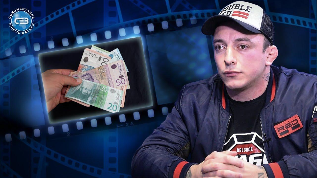 BALKAN INFO: Dušan Džakić objašnjava kako zarađuje novac i od čega egzistira na mesečnom nivou!