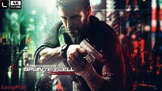 PC - Tom Clancy's Splinter Cell: Conviction - LongPlay [4K]