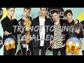 Download Lagu Try Not To Sing Challenge (EXTREME) - Why Don't We Edition Mp3 Free