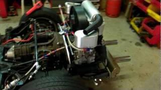 moteur cox 2165 T4 version définitive