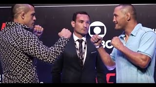 Fight Night Sao Paulo: Media Day Highlights
