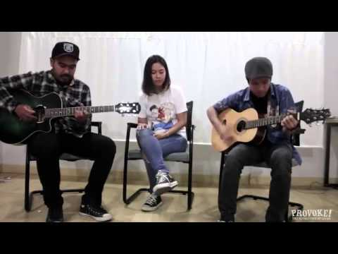 Billfold   Memory Of Mine acoustic session at Provoke! magz HQ