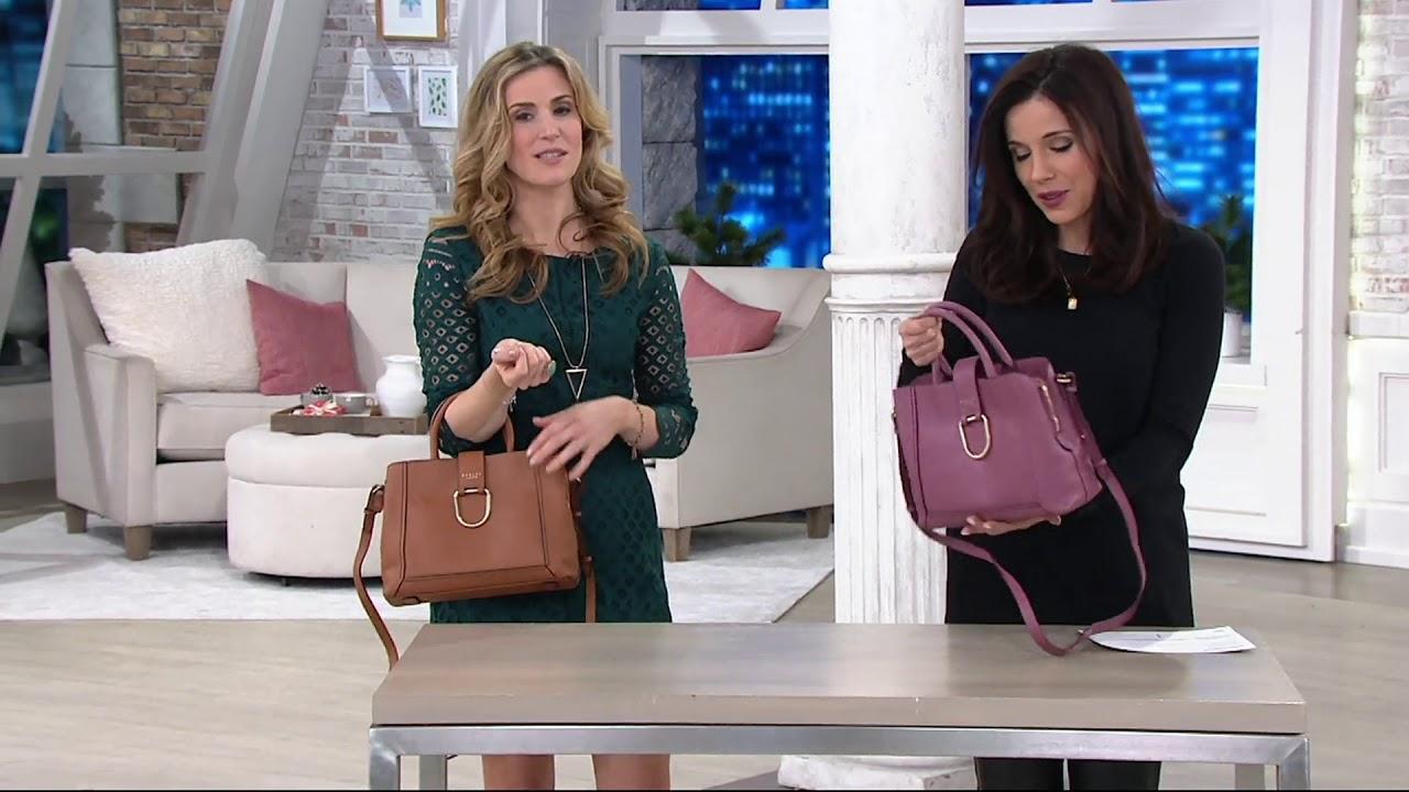 Radley London Primrose Hill Leather Satchel Handbag on QVC - YouTube