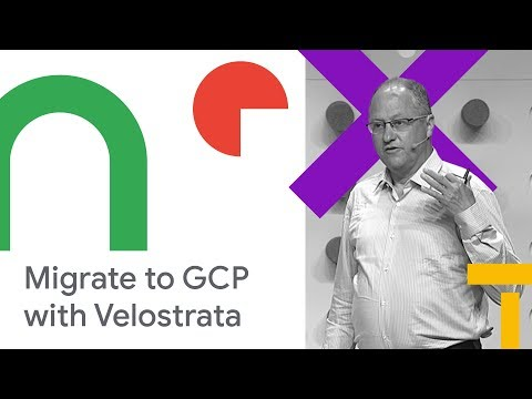 Automating Large Scale Cloud Migrations to GCP with Velostrata (Cloud Next '18)