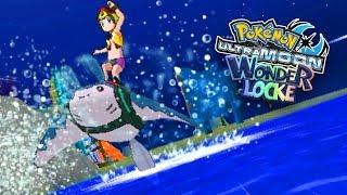 MANTINE SURFING + WORST TRADE YET!! [#9]   Pokémon Ultra Sun And Moon Wonderlocke