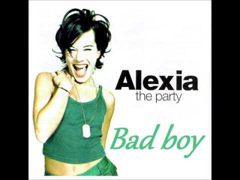 Alexia - Bad boy mp3 indir