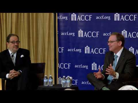Conversation with Kevin Hassett