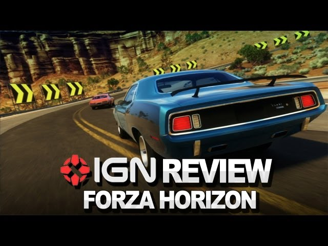 Forza Horizon Review Ign Reviews Youtube