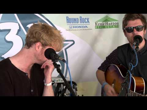 "Kodaline - ""All I Want"" (acoustic) - ACL 2013"