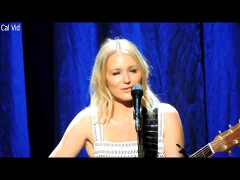 Jewel Angel Standing By/Morning Song/Here When Gone Live in Concert