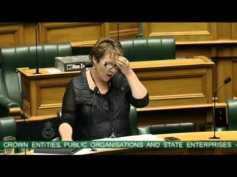 Crown Entities, Public Organisations and State Enterprises - NZQA - Part 1