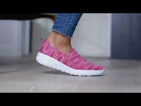 2b64e03e Skechers GOwalk JOY commercial - YouTube