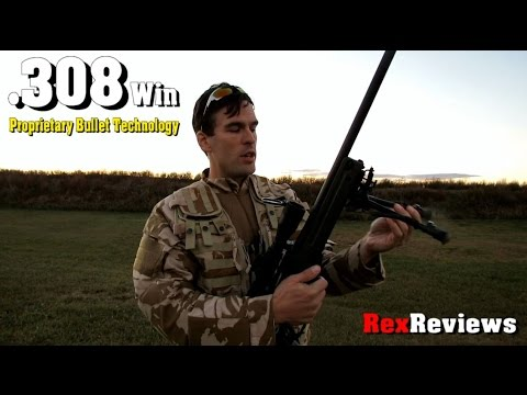 Long Range Bullets (3/4) Maximize your.308 Winchester's Potential! ~ Rex Reviews