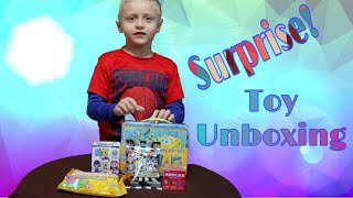 AWESOME TOY REVIEW! (DEADPOOL, SPONGEBOB,TEEN TITANS, ROBLOX UND MEHR!)