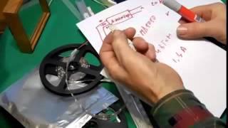 Использование светодиодной ленты и подключение(мой сайт http://samodelpshelov.ru Из-за простоты изготовления Использование светодиодной ленты и подключение стало..., 2015-12-12T16:06:37.000Z)