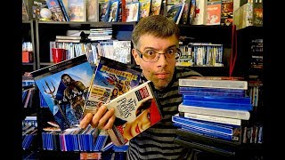 My Blu-Ray Collection Update 3/23/19 Blu-ray and Dvd Movie Reviews