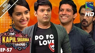 The Kapil Sharma Show -दी कपिल शर्मा शो- Ep-57-Team Rock On 2 In Kapil's Show–5th Nov 2016