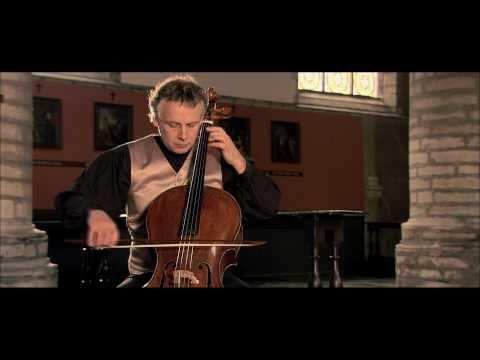 PIETER WISPELWEY- CELLO SUITES - J.S BACH