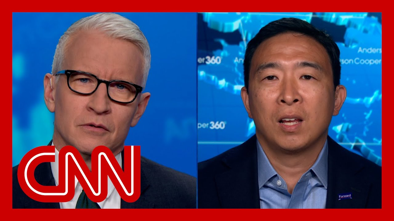 Andrew Yang leaves Democratic party to become independent