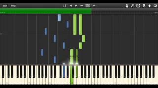 Iron & Wine - Flightless Bird, American Mouth (Piano Tutorial)