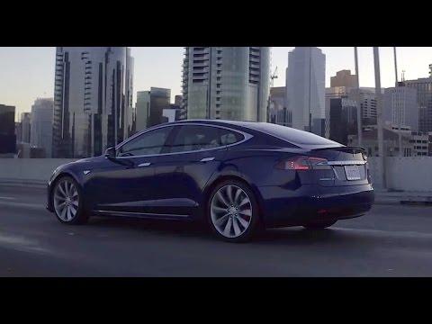 Tesla vs Mercedes-Benz On The Autono-Ring -- /DRIVE on NBC Sports