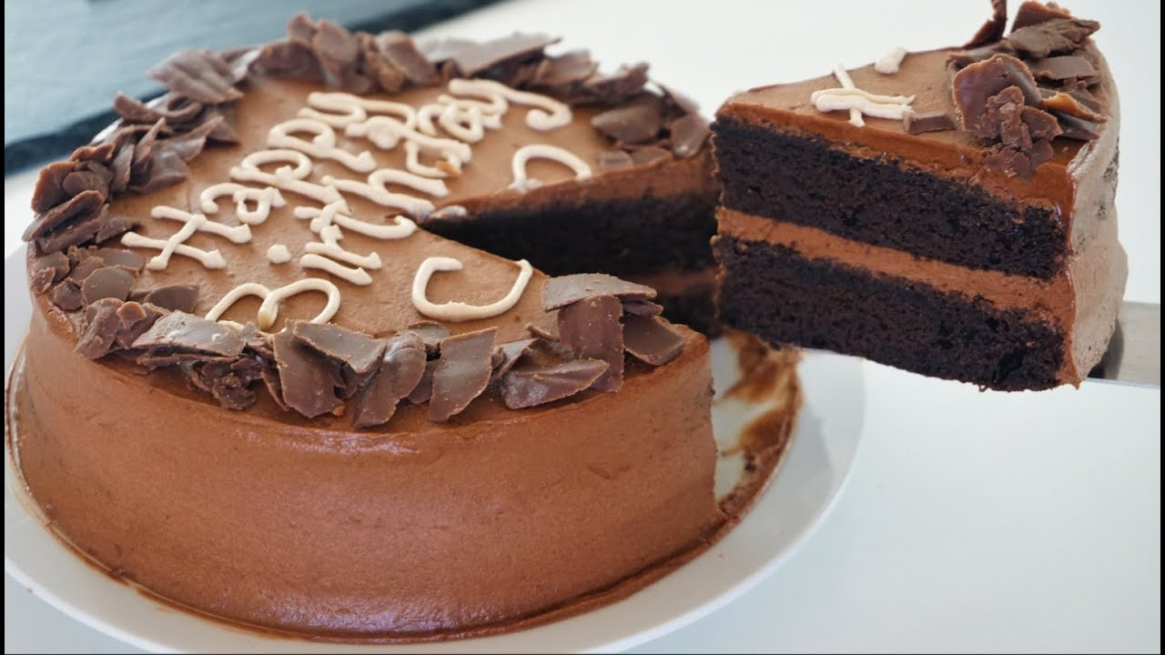 Birthday Cake Recipes Bbc Good Food